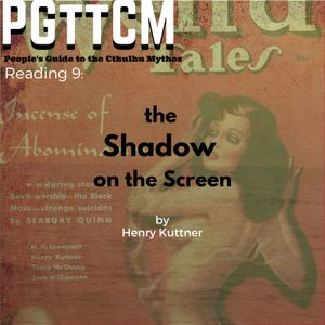Reading 9: The Shadow on the Screen