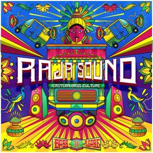 Raja Sound - An India Bass compilation (out now on Hawaii Bonsaï Records)