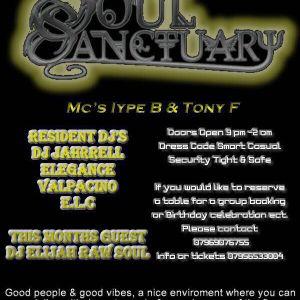 E.L.C. Soul Sanctuary Sept Edition