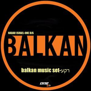 balkan music set-לרקע