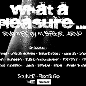 What A Pleasure ... R&b mix by M'sieur Arno