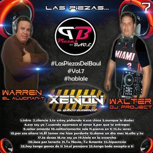 Las Piezas Del BAUL (Vol.7) (WALTER DJ PROJECT Ft Warren El Alucinante)