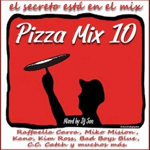 PIZZA MIX 10
