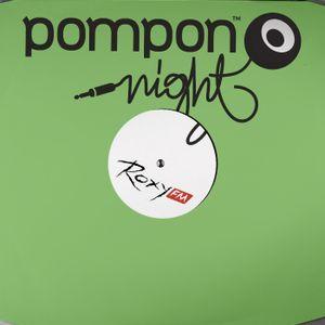 Pompon Night @ Radio Roxy feat. Hory (2013.01.27)