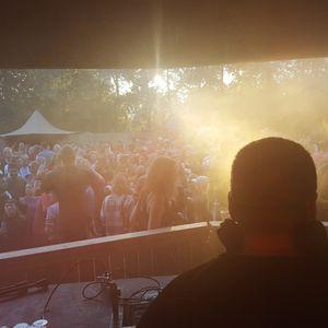 Eric de Man Classic house set @ Wooferland stage @ Manifestival 01-07-2017
