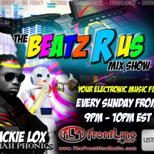 The BEATZ R US Mixshow (Oct 17/2010)