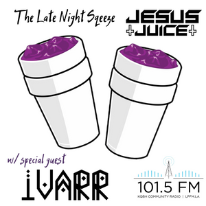 The Late Night Squeeze 010 w/ Ivarr
