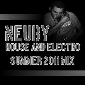 Neuby - House & Electro Summer 2011 Mix