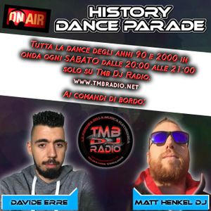 (13/01/2018) History Dance Parade Podcast