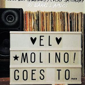 ...summer 2016...ES XIRINGUITO SESSIONS....EL MOLINO goes to.....11.06.....live mixed by dj barri...
