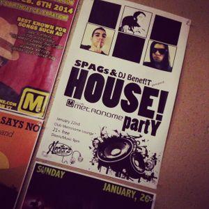 Club Metronome Set- January 22nd