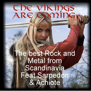 HRR The Vikings are coming Dec 5 feat Sarpedon and Achiote