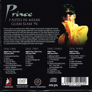 3 Nites In Miami Glam Slam '94 pt.2