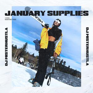 January Supplies (New Rap, RNB & vibes)
