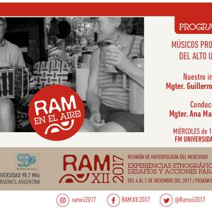 Programa 04 Músicos productores del Alto Uruguay
