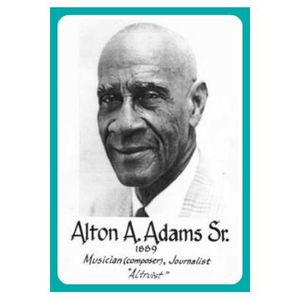 Learning About Our Ancestors Segment, Part 5 - Alton A. Adams, Queen Visited BVI