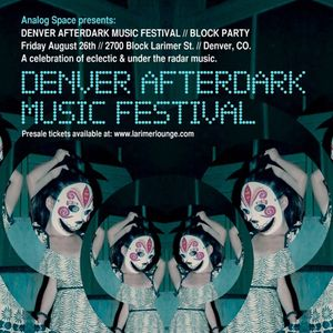 Alert - live at Denver Afterdark Festival