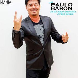 Rock Mania #384 - com Paulo Baron - 30/06/19