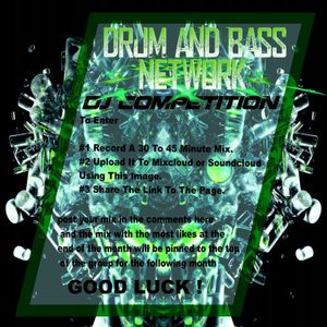 Drum & Bass Network DJ Competition Mix (Koatsy - Rankin Vibes)