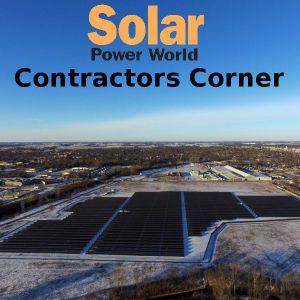 Contractors Corner: Inovateus Solar
