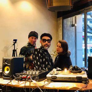 WW Kyoto: Shuya Okino with Alex from Tokyo and Sara Aiko from y gion // 13-05-19