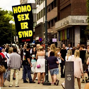 DJ DEADSWAN - HOMO SEX ER SYND EUROPRIDE MIX