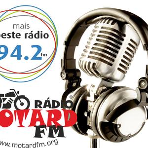 Compacto Motard FM na Mais Oeste Rádio 94.2 FM 25 de Março 2016 (ESPECIAL)