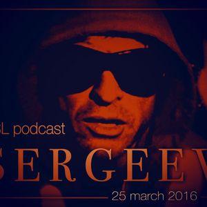 FSL Podcast 25 Mar 2016 - Sergeev Live