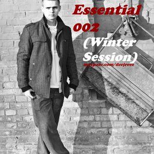 Alex Reez - Essentials 002 (winter session)
