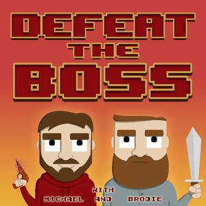 Defeat the Boss 18 - I don't achieve red bricks