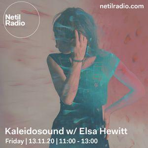 Kaleidosound w/ Elsa Hewitt 13/11/20