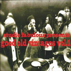 studio fabulous presents good old vintage vol.1