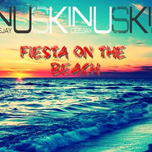 DJ SKINU - Fiesta On The Beach (Summer Dance Hits 2014)