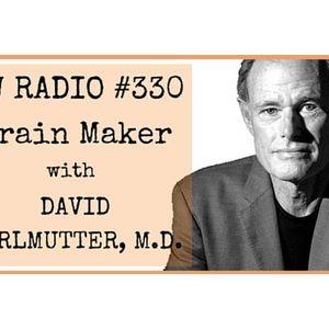 Dr. David Perlmutter: Brain Maker, How Gut Microbes Heal Your Brain.
