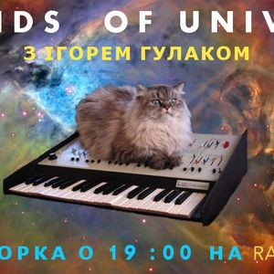 Radio Ukrop - Sounds Of Universe (22.12.2015)