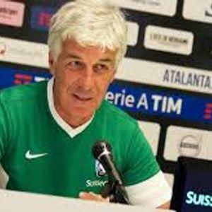 Atalanta Lazio Gasperini post partita RAI 15052019
