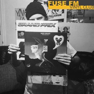 Fuse FM Vinyl Club - Oscar Cloud