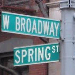 Apr 11:  Springtime on Broadway