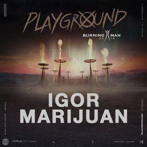 Igor Marijuan - Playground - Burning Man 2019