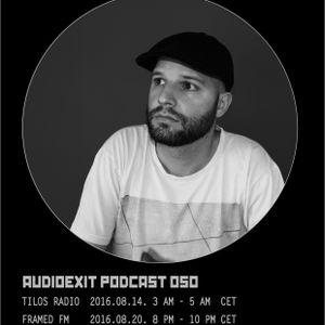 Audioexit Podcast050 - Demon I/O