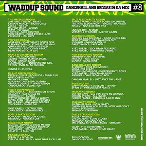 Waddupsound vol8 - dancehall reggae 2011