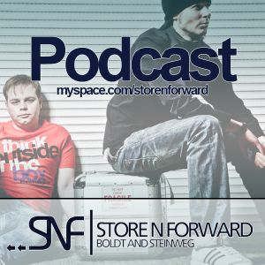 The Store N Forward Podcast Show - Episode 134