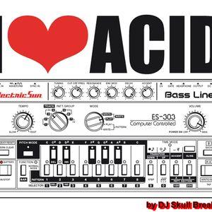DJ Skull Breaker - Acid Techno dj set agosto 2012