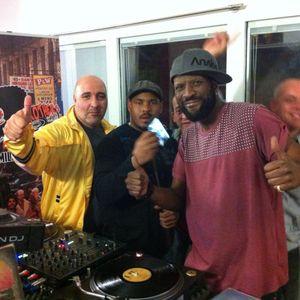 Emission Soul Brothers du 16.09.15 DJ's Harry Tuttle & Boudj