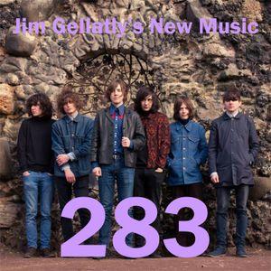 Jim Gellatly's New Music episode 283