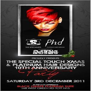 SPECIAL TOUCH & PLATINUM HAIR DESIGNS XMAS PARTY (11)