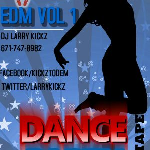 EDM DANCE PARTY MIXTAPE