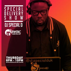 #SpecialDeliveryShow: @Vibe_Squad - 11.08.2016