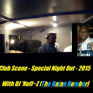 CLUB SCENE - A SPECIAL NIGHT-OUT LIVE!!