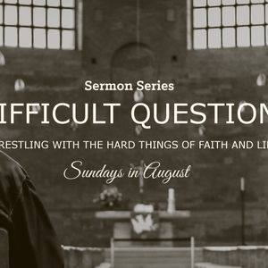 Difficult Questions: What Choice Do I Have to Believe?